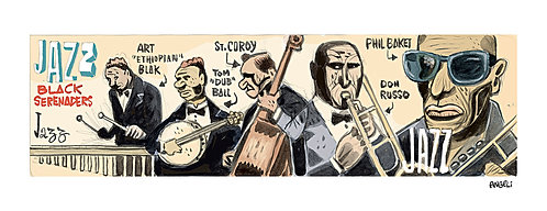 Untitled, 2006 - série Jazz