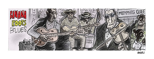 Banana Roots Blues, 2002 - Série Big Band