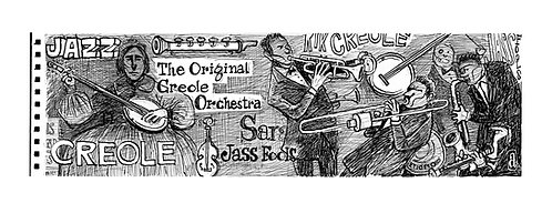 The Original Creole Orchestra, 2007 - série Jazz