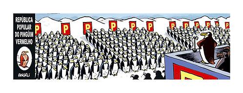 República popular do pinguim vermelho, 2004 - série Mondo Pinguino