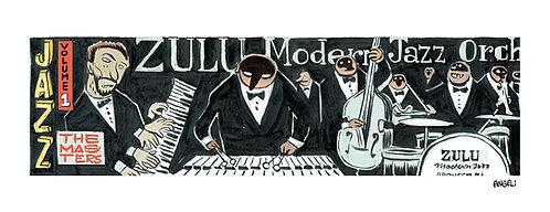 Zulu Modern Jazz, 2006 - série Jazz