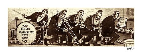 Fiodor Dostoiévski Jazz Band, 2004 - série Jazz