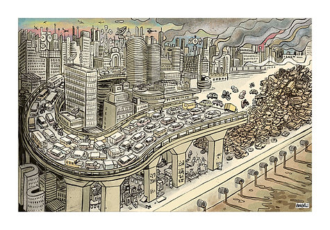 Sem título, 2008 - série Urban Age