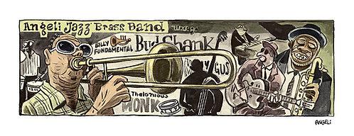 Angeli Jazz Brass Band, 2004 - série Jazz