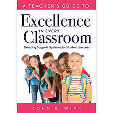 Teacher's Guide to Excellence in Every Classroom, Teacher Improvement Book