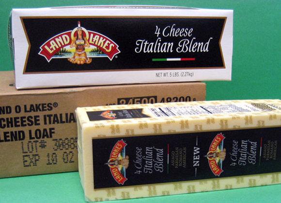 Four Cheese Italian Blend