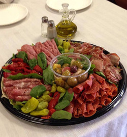 All Cured Meat Platter