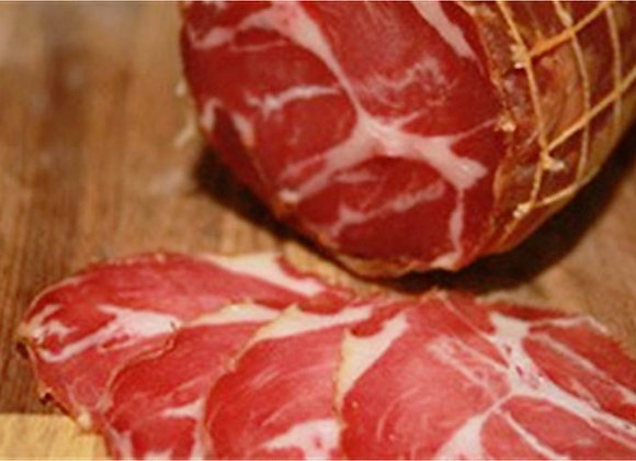 Capocolla - Ham Butt