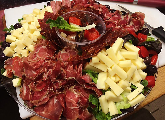Cured Specialty Platters