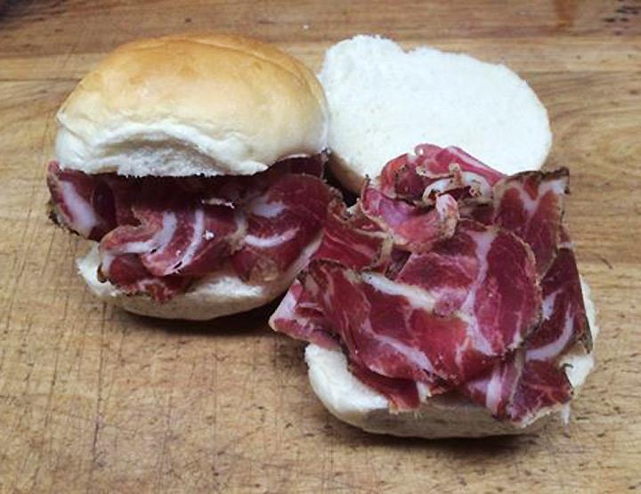 Lonza Sandwich