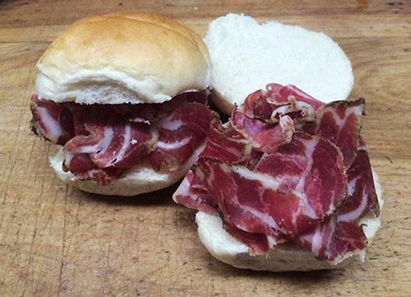 Lonza Sandwiches