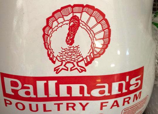 Fresh Turkey's (Seasonal)