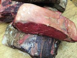 aged beef delminico ribeye