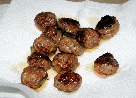 Meatballs - Ready to Eat