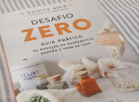 Zero waste lifestyle, a perspective from Eunice Maia