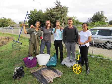 First international internship experience on zero waste - in New Zealand!