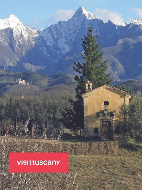 Viaggio in Lunigiana - La Guida