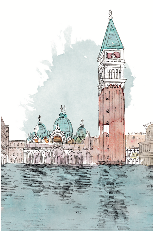 Notebook Collection - Venezia [28]