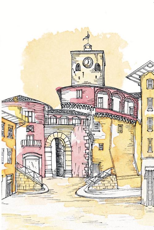 Notebook Collection - Castelnuovo di Garfagnana [18]