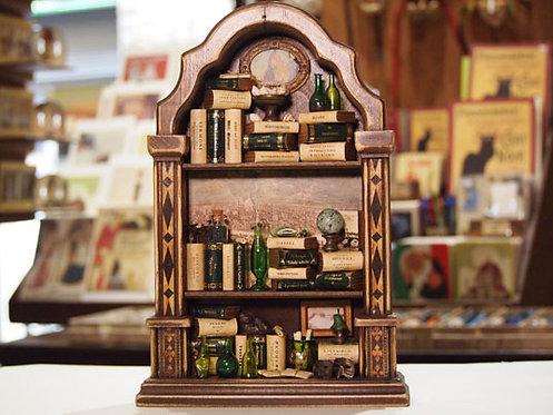 """Mini libreria """"Minuetto"""" grande"""