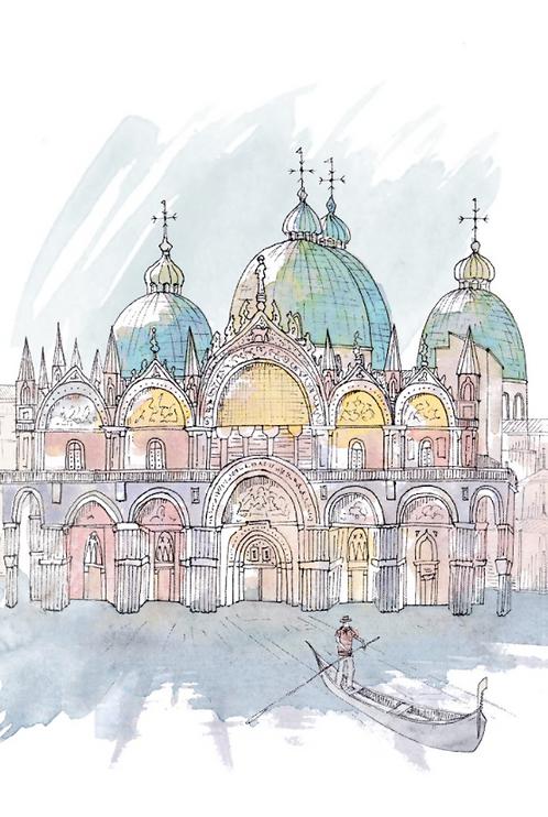 Notebook Collection - Venezia [23]