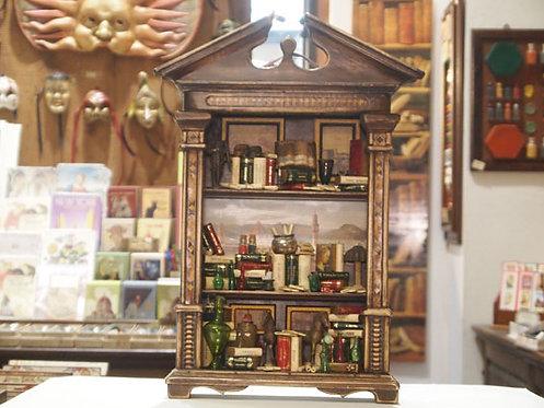 """Mini libreria """"Farmacia"""""""