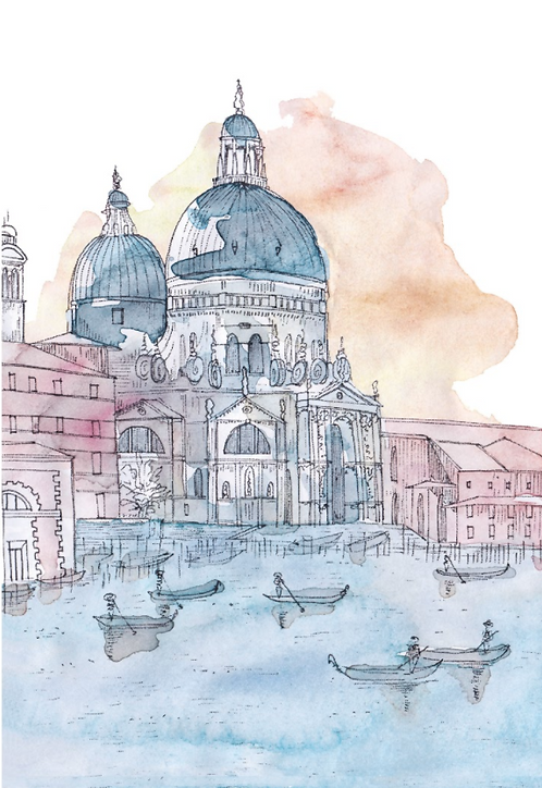 Notebook Collection - Venezia [26]