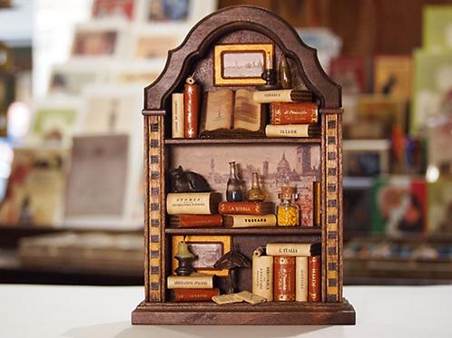 """Mini libreria """"Minuetto"""" medio"""