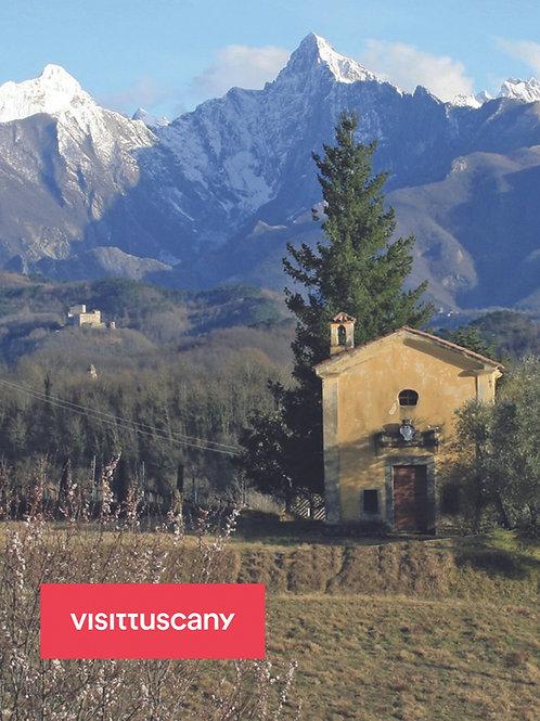 E-BOOK - Viaggio in Lunigiana - La Guida
