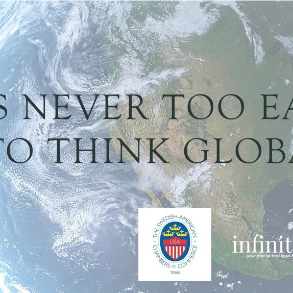 It's Never Too Early to Think Global