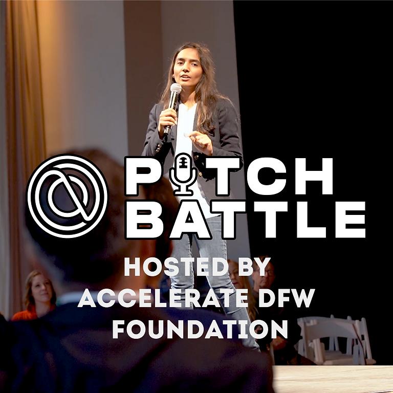 Accelerate DFW - Pitch Battle 2020