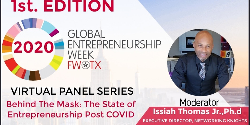 Behind the Mask: Current State of Entrepreneurship Post COVID-19