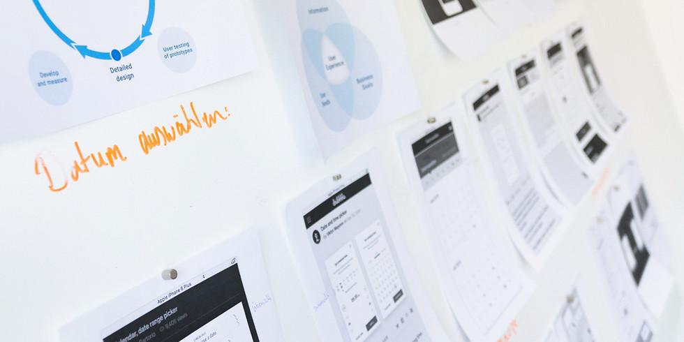 DESIGN | Von Wireframes und Designsystemen