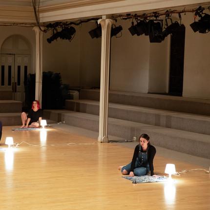 Danspace Project Workshop