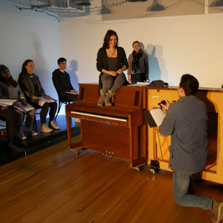 Staged Reading of Drunken Sailor and the Mattress Man
