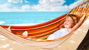 Детский отдых и лечение в весенние каникулы!