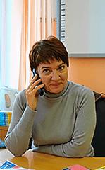 Мошкина Надежда Николаевна