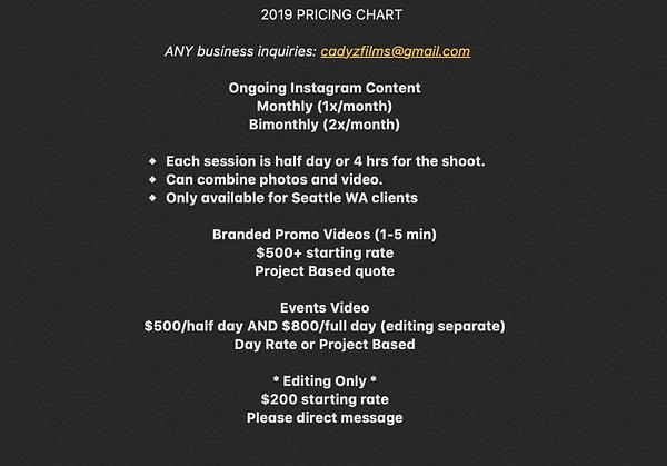 cadyzfilms price list 2019 .png