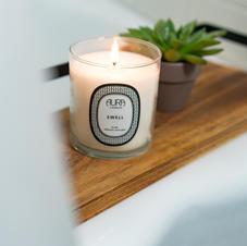 Candles - Bathtub