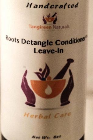 Roots Detangler Leave-In Conditioner 8oz