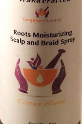Roots Moisturizing Scalp and Braid Spray 8oz