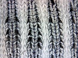 Movit tread knitting