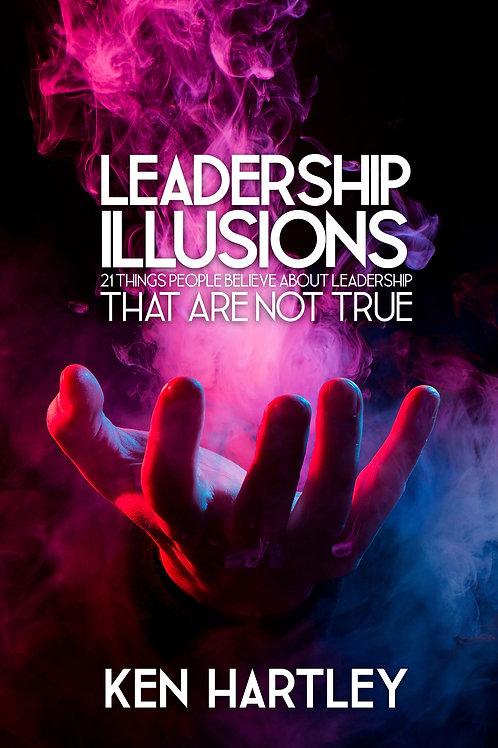 Leadership Illusions Book
