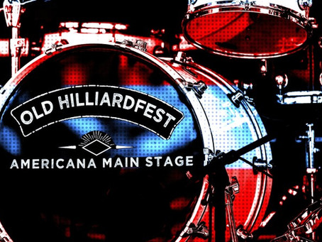 Old Hilliardfest is Excited to Announce the 2018 Credit Union of Ohio Americana Main Stage Lineup!