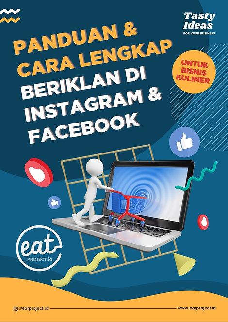 E-Book Panduan Beriklan di Instagram dan Facebook