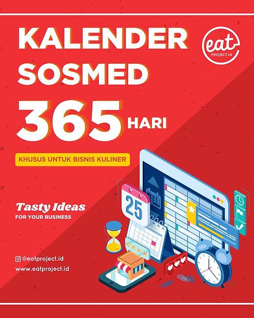 E-Book Kalender Social Media 365 Hari
