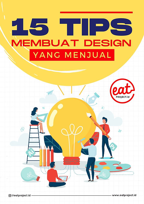 E-Book 15 Tips Membuat Design Yang Menjual