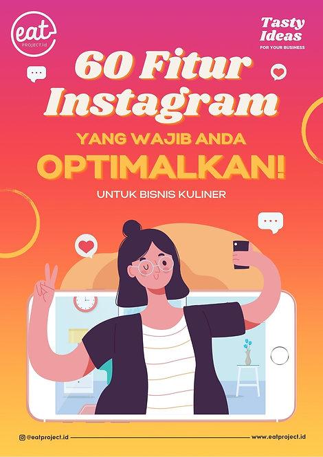 E-Book 60 Fitur Instagram yang Wajib Anda Optimalkan