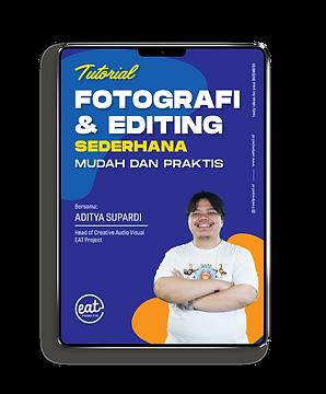 tutorial fotografi dan editing untuk bisnis kuliner