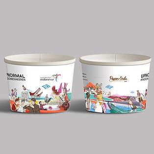 Jasa pembuatan design packaging Bandung